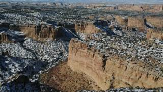 DJI Inspire 2 with X5S Real World Footage! Ghost Rock, UT & Red Rocks, NV