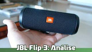 JBL Flip 3 (caixa de som bluetooth): Análise completa [Review BR]