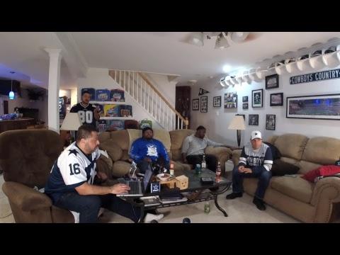 Cowboys Vs Eagles Live Stream Reaction