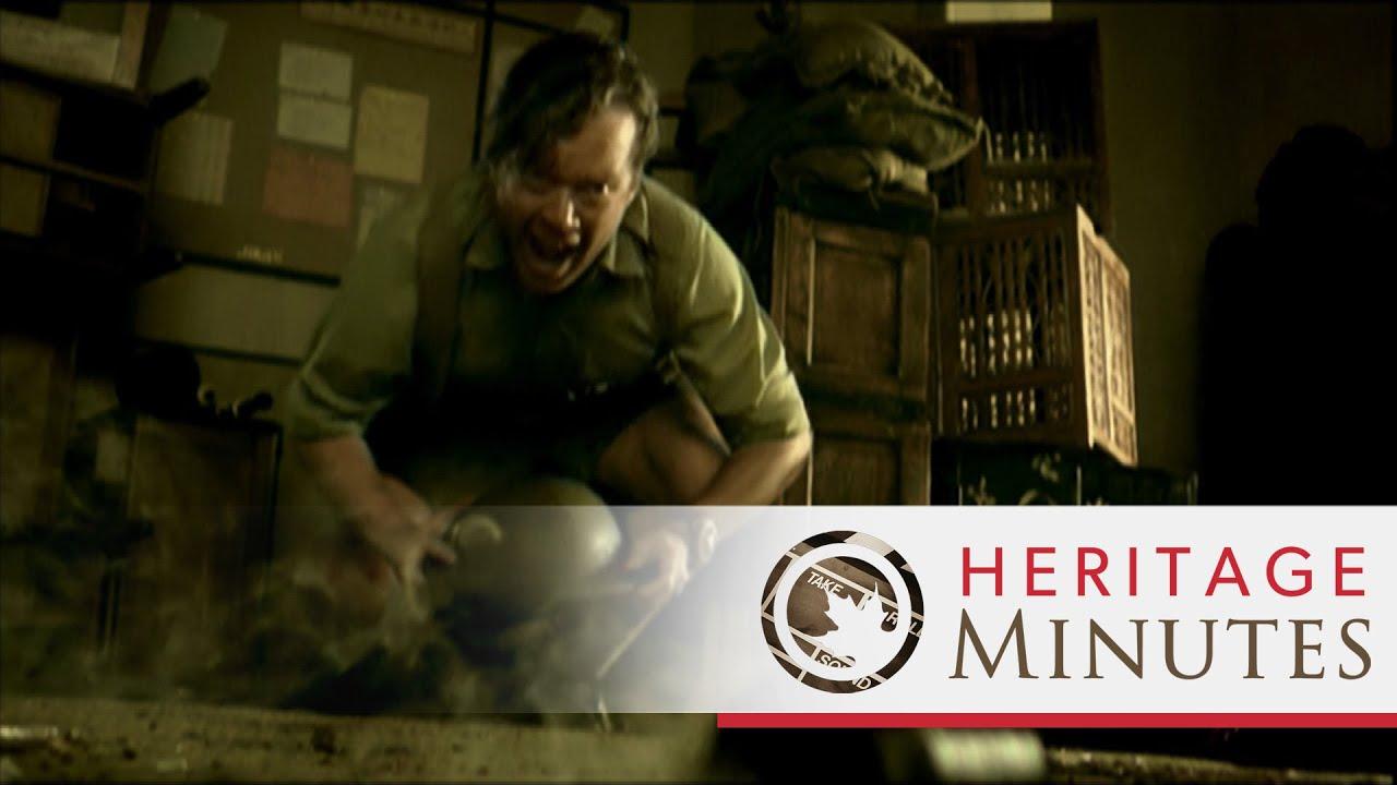 Heritage Minutes: Osborn of Hong Kong