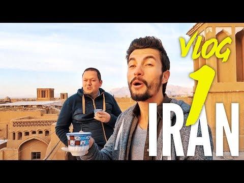 VOYAGE EN IRAN : ÇA POUVAIT MIEUX COMMENCER ?