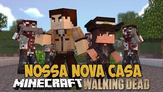 Minecraft The Walking Craft - A floresta é nossa NOVA CASA?
