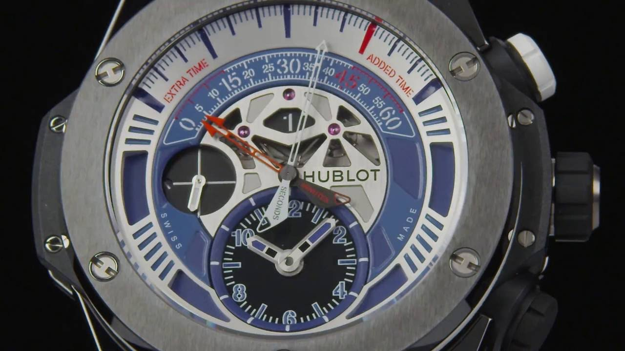 HUBLOT OFFICIAL WATCH OF THE UEFA EURO 2016™