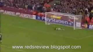 Steven Gerrard - The Best Goal Ever ('Ohhhhhhhh ya beauty, what a hit son, what a hit!' - Andy Gray)