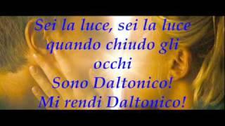 """♫ Colourblind - Daltonico - Darius Campbell Danesh (con Traduzione - Lyrics ITA) - """"OLIDAREX"""""""