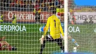 espaa vs venezuela 5 0 amistoso internacional 2012 los goles cadena ser
