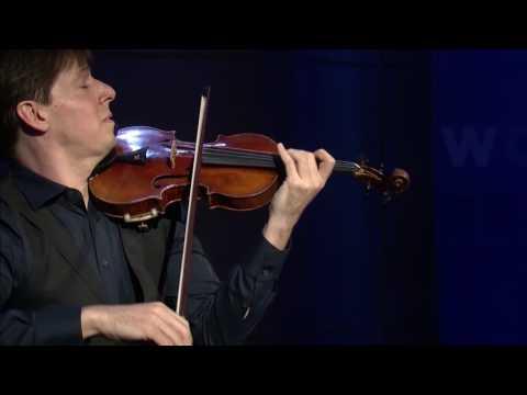 Joshua Bell and Jeremy Denk Perform Robert Schumann  'Romance No  2 in A major, Op  94'