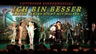 Ich bin besser [Live-Showausschnitt] - Cottbuser Kindermusical
