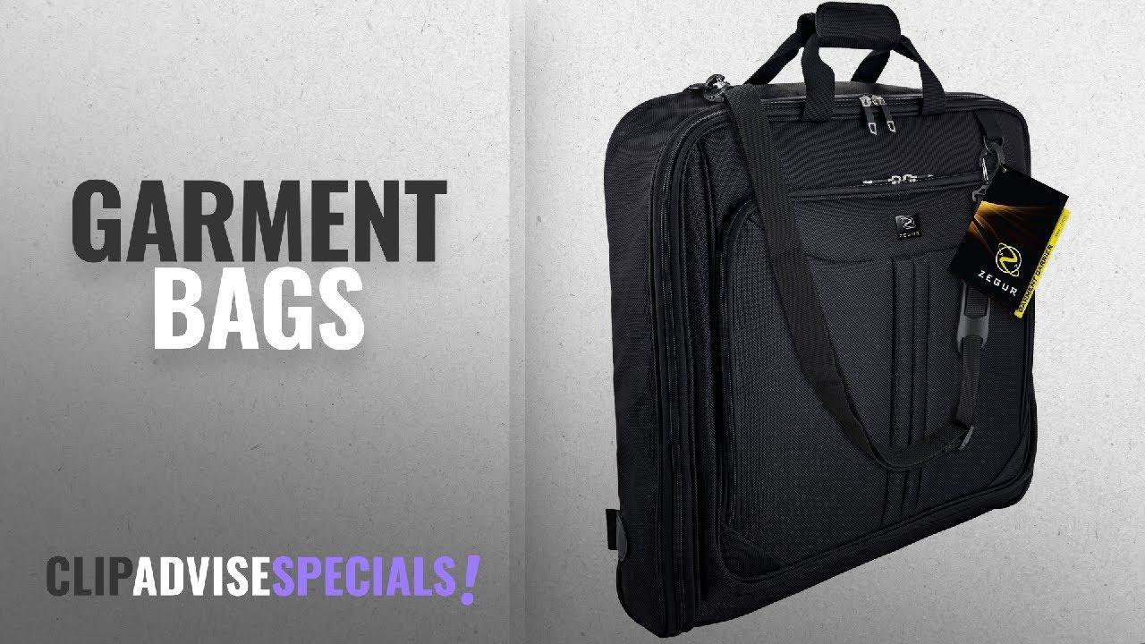 10 Best Garment Bags  2018 Best Sellers   ZEGUR Suit Carry On ... 12dacabd7be2f