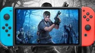 Resident Evil 4 On The Nintendo Switch
