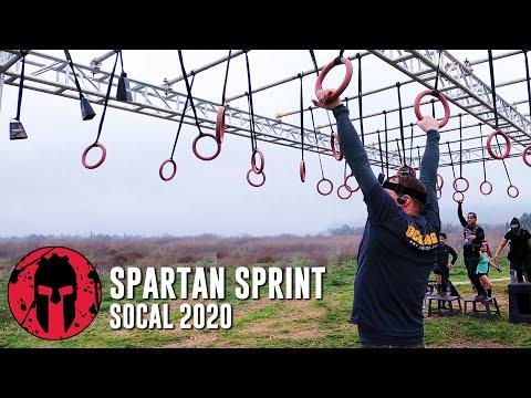 Spartan Race Sprint 2020 (All Obstacles)