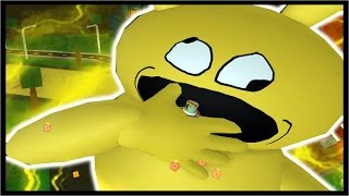 REVENGE OF THE MIGHTY DERPACHU!?!   Roblox Very Hungry Pikachu