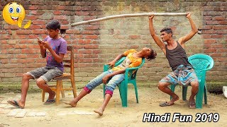 Indian New funny Video😄-😅Hindi Comedy Videos 2019-Episode-32--Indian Fun || ME Tv