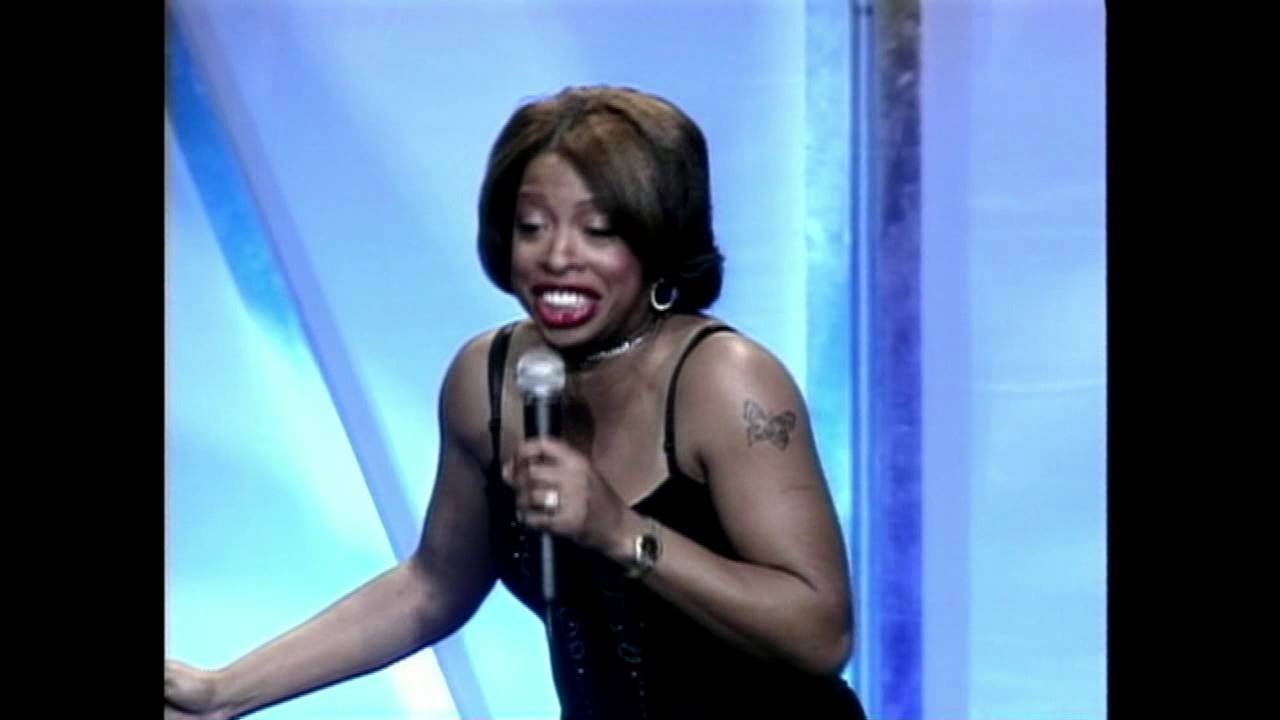 """Adele Givens """"Ghetto Nick Names"""" Queens Of Comedy"""