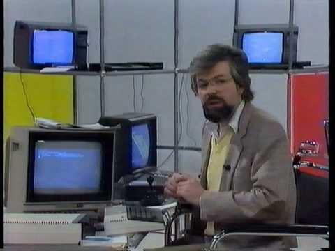 SFB Computer Club - Teil 1/5 - mit Winfried Göpfert - SFB Wissenschaftssendung 1985