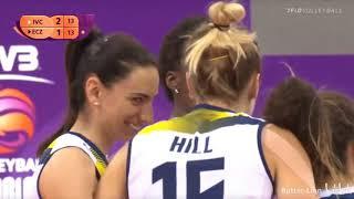 Imoco x VitrA  | Mundial de Clubes 2019 volleyball | 4set
