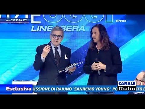 I tecnici dello Studio 12 di Canale Italia salutano e ringraziano Vito Monaco