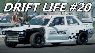 Drift Life #20 - Dzik's new chart, First competition of this season
