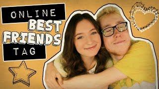 TAG BEST FRIENDS ONLINE (1/2) | 13 POWODÓW - dlaczego jesteśmy internetowymi przyjaciółmi? 🐬