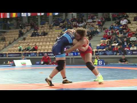 Big Move From Day 3 Of The U23 World C'ships !
