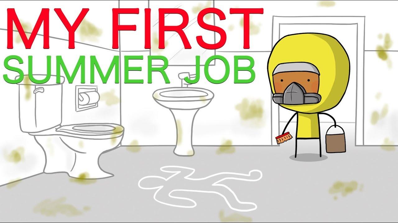 My First Summer Job watch and download videoi make live statistics