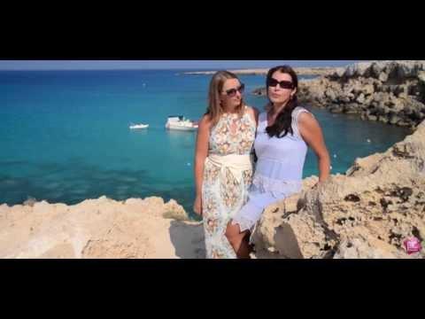 Backstage Diana Brescan & Ghenadie Vitu - Cyprus