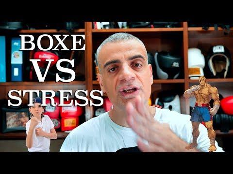 La Boxe combatte lo stress e ti migliora la vita