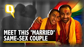 'Married' Same-Sex Couple Talk Love, Fights & How They 'Exist' | The Quint