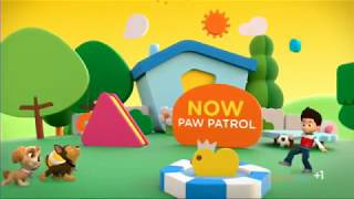 Compilation of Channel Breaks |   Nick Jr UK +1 Continuity (12.06.2018)