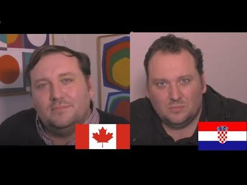 Croatian Job Interview: Kanada