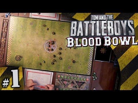 BATTLEBOYS - Bloodbowl #1 - Clean Ball Play