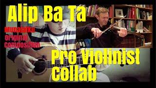 Alip Ba Ta, Munajatku, Pro Violinist Collab (Collaboration)