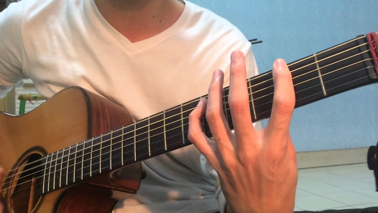 ASIAN KUNG-FU GENERATION-君という花 acoustic cover - YouTube