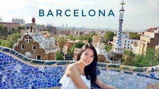 Barcelona Travel Vlog | Doraliciousfood