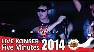 Download lagu Live Konser Five Minutes - Selalu Menunggumu @Sukabumi, 12 Februari 2014