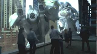 Titanes Del Pacífico (Pacific Rim) - Striker Eureka vs Mutavore - (Español Latino)