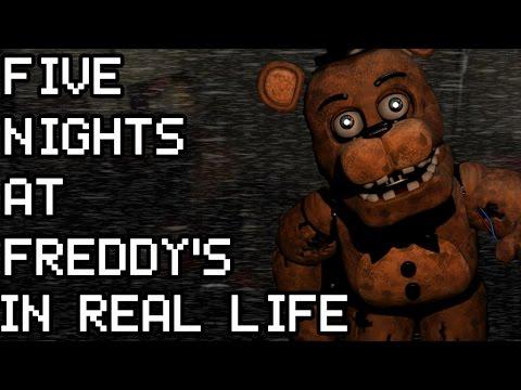 FNAF in Real Life | FunnyDog.TV