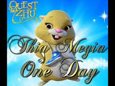 Thia Megia sings One Day from movie Quest for Zhu