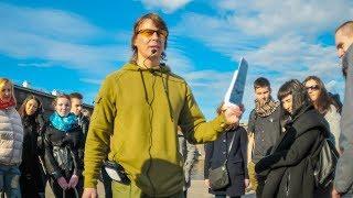 Экскурсия в Петропавловскую крепость. Гид Павел Перец