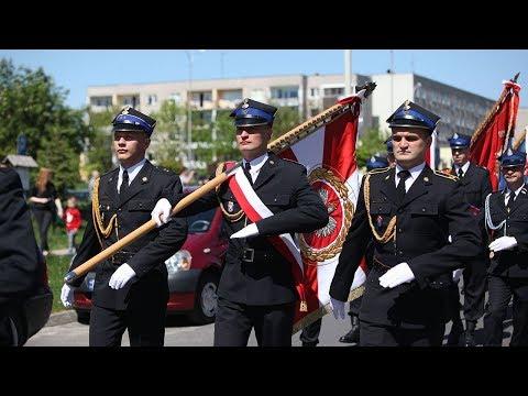 Święto strażaka w Pabianicach