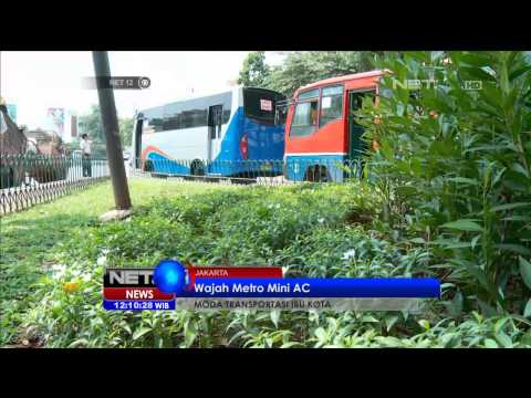 Metro Mini Ac di Jakarta - NET12