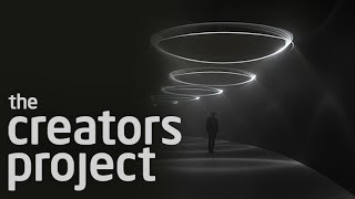 Distorting Space and Time | United Visual Artists' Momentum