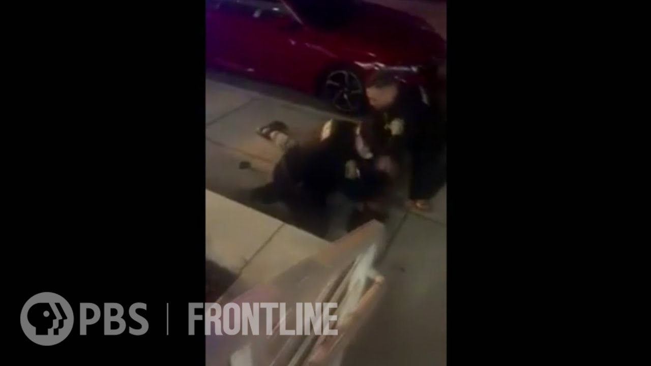 A Newark Officer Was Filmed Punching Someone Jelani Cobb Asked A Police Union Head If It Was Justified Policing The Police 2020 Frontline Pbs Official Site