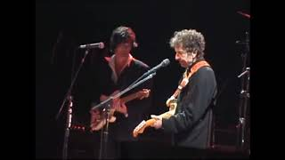 Bob Dylan Things Have Changed LIVE 12 July 2001 Liverpool
