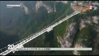 Chine tourisme, Plus Haut Pont du Monde.