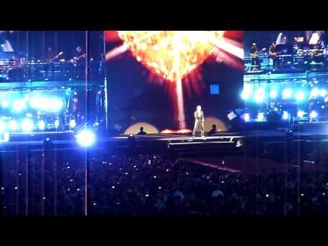 George Michael - Fastlove. Melbourne 3-3-2010 HD