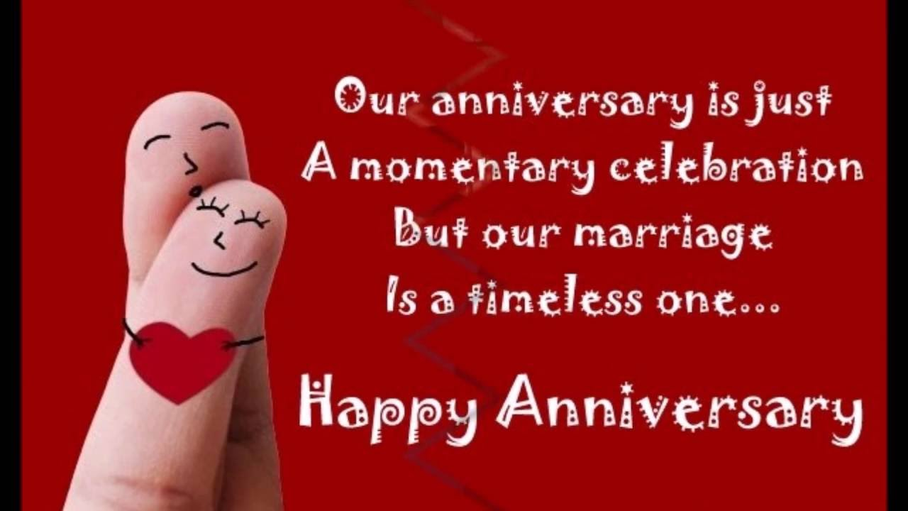 Happy Anniversary To My Dear Husband Youtube