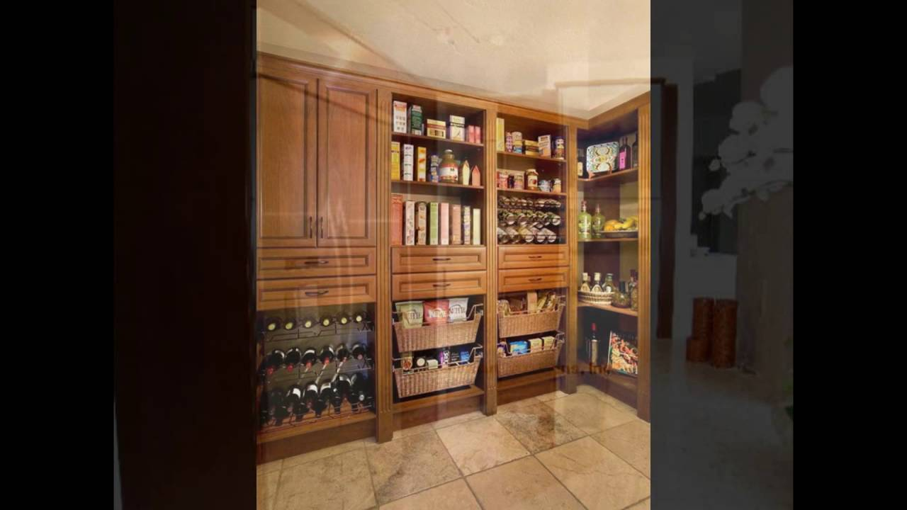 Corner Kitchen Pantry Corner Kitchen Pantry Cabinet Youtube