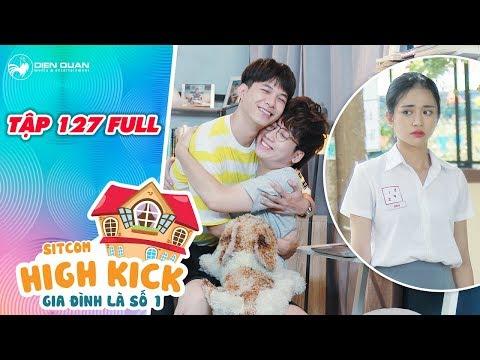 """Gia đình là số 1 sitcom   Tập 127 full:  Yumi bơ vơ trong ngày Valentine vì """"Thánh Kỳ đà"""" Kim Long"""