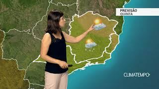 Previsão Sudeste – Alerta de temporais em SP